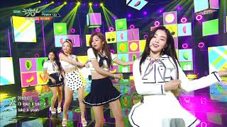 Video 뮤직뱅크 Music Bank - Power Up - 레드벨벳(Red Velvet).20180817 MP3, 3GP, MP4, WEBM, AVI, FLV September 2018