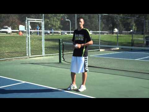 Elements of a legal pickleball serve