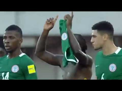 Nigeria 3 - 1 Algeria Highlights