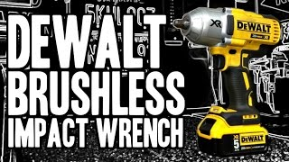 DEWALT DCF899 20V MAX XR Brushless High Torque 1/2