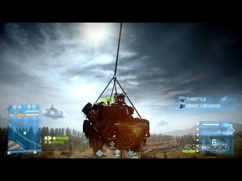 endgame - We dogfight, jump dirt bikes, use IFV aerial drops, capture the flag, and check out all the maps from the last expansion of Battlefield 3. Follow Battlefield...