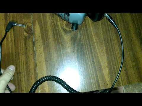 DetectorPro NDT Headphones