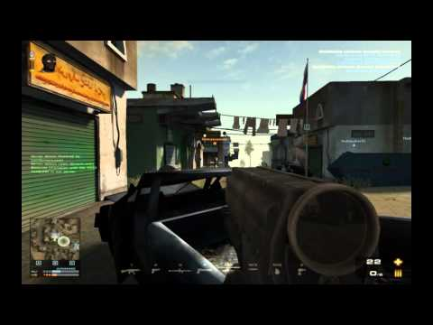 Battlefield Play4Free XM25 Airburst Grenade launcher commentary (No Booster)