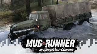 New Valley Map! - SPINTIRES: MUDRUNNER (Multiplayer Gameplay) - EP14