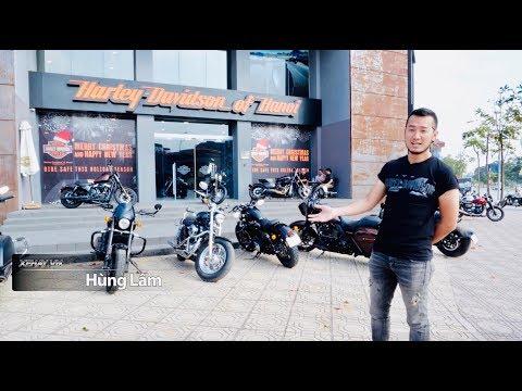 Lạc vào ổ PKL Harley-Davidson 2019 - giá giảm tối đa hơn 300 triệu - Thời lượng: 16 phút.