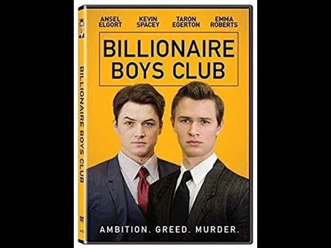 Opening To The Billionaire Boys Club 2018 DVD (British Copy)