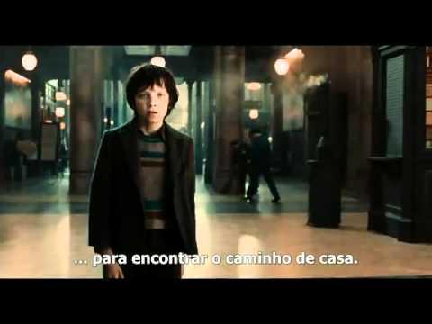A Inven��o de Hugo Cabret Trailer 2 Legendado PT BR YouTube