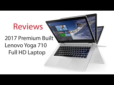 2017 Premium Built Lenovo Yoga 710 High Performance 14
