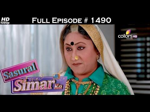 Sasural-Simar-Ka--1st-May-2016--ससुराल-सीमर-का--Full-Episode-HD