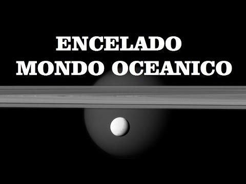 attività idrotermale scoperta su encelado