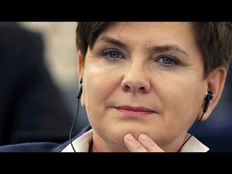 Η Πολωνή Πρωθυπουργός υπερασπίστηκε τις αμφιλεγόμενες μεταρρυθμίσεις στην Ευρωβουλή