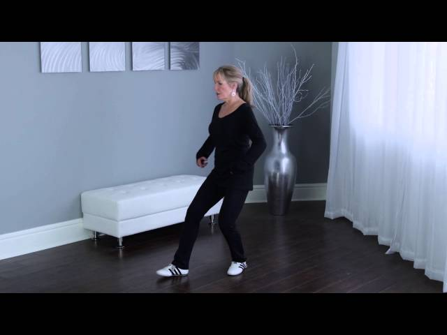 Traditional Sun Style Tai Chi Footwork