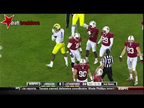 Marcus Mariota vs Stanford 2013 video.