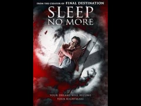 Sleep No More Review ( RLJE Films)