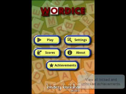 Video of Wordice