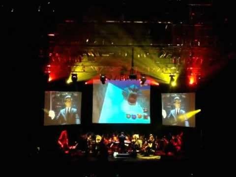 Pokémon (video Game Series) - Pokemon medley performed at HSBC Hall on October, 15, 2011.