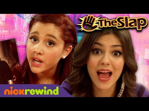 Cat, Tori, & Beck Vlogs from TheSlap.com 👋 Victorious Compilation Part 1 | NickRewind