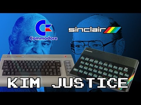 Commodore 64 vs ZX Spectrum - The Great British Computer War - Kim Justice