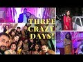 #RidhiVlogs Three CRAZY DAYS and an Indian Wedding!