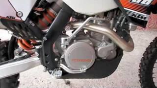 4. KTM 530 EXC 2009