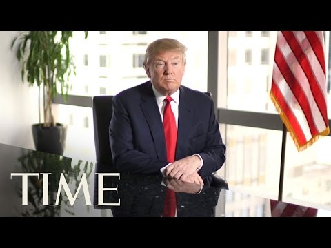 Donald Trump: 'I Have To Win' | Person Of The Year 2015 | TIME