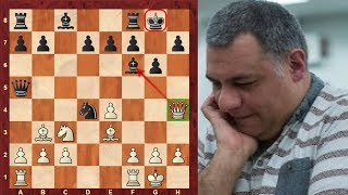 Mikhail Tal's Trainer: Rashid Nezhmetdinov Top 10 Sacrifices of all time!