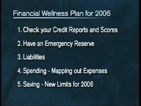 Financial Wellness:  Geoff Gaggs Offers Financial Planning Advice