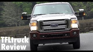 Video 2015 Ford F-250 Power Stroke Review: The Most Powerful Super Duty Truck Ever MP3, 3GP, MP4, WEBM, AVI, FLV Juli 2018