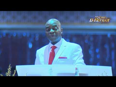 Bishop OYEDEPO @ BREAKING INVISIBLE BARRIERS