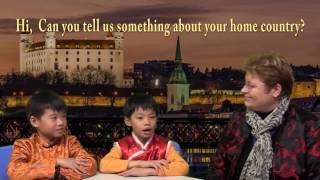 Weather-wise Kids episode 7 Interview with Miss Jana part one