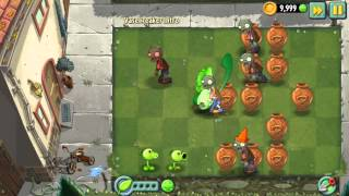 Plants vs. Zombies™ 2 Vasenbrecher Update