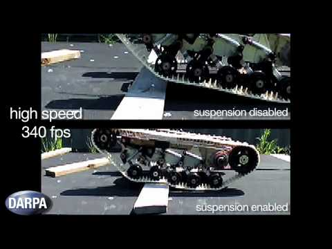 DARPAtv - The use of ground robots in military explosive-ordinance-disposal missions already saves many lives and prevents thousands of other casualties. If the curren...