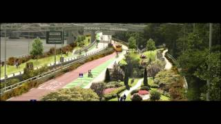 Riverside Greenway Video