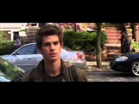The Amazing Spider-Man - All Deleted Scenes HQ part 1/2 (видео)