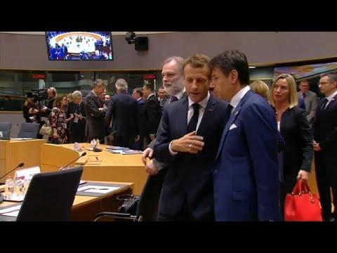 Frankreich / Italien: Streit zwischen Paris und Rom a ...