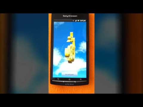 Video of Allah Live Wallpaper
