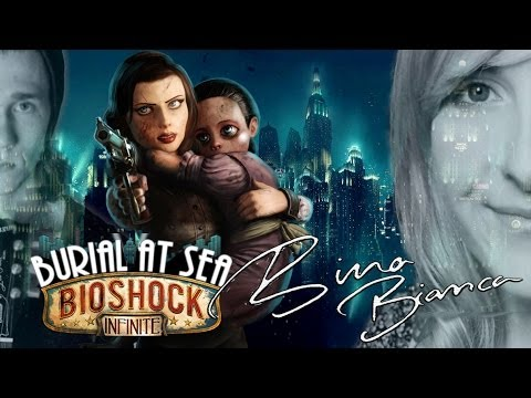 Bioshock Infinite Burial At Sea Tribute - Bina Bianca
