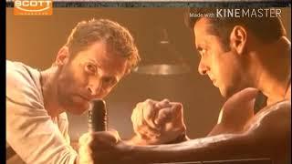Arm wrestling    salman khan arm wrestling