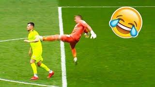 Video Funny Soccer Football Vines 2019 ● Goals l Skills l Fails MP3, 3GP, MP4, WEBM, AVI, FLV Agustus 2019