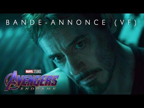 Avengers : Endgame - Bande-annonce officielle (VF)