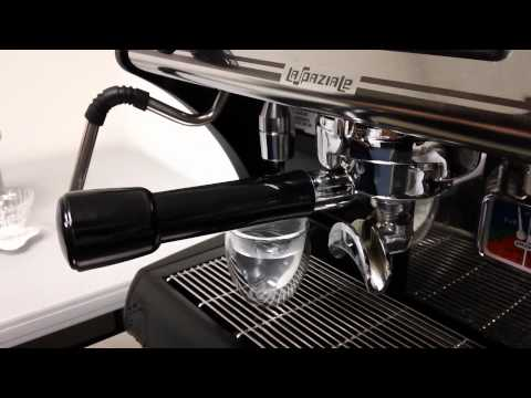 La Spaziale S1 Mini Vivaldi II Walkthrough - Barista Lab