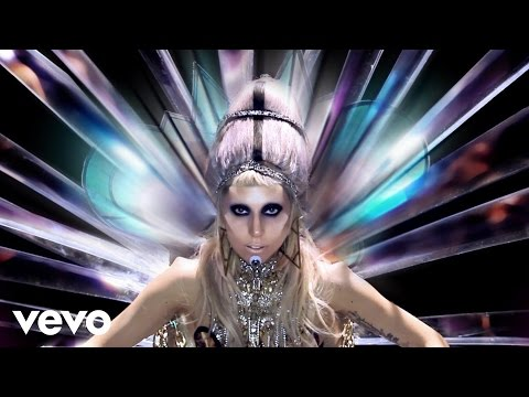 "Video: Lady Gaga ""Born This Way"""