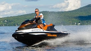 10. Sea-Doo GTX S 155 2015 - Bilan de l'essai court terme