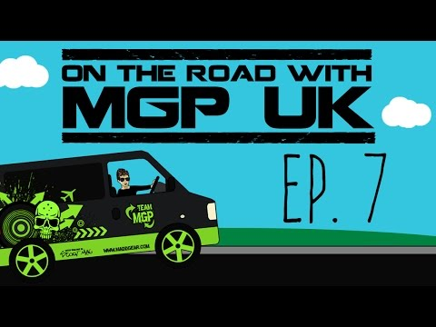 ON THE ROAD W/ MGP UK - The Warehouse (Ep.7)
