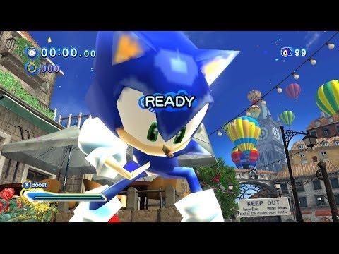 Sonic Generations моды скачать - фото 3
