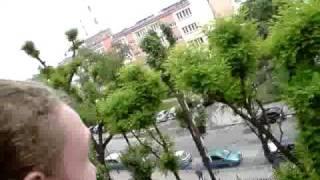 Gdy w szkole się nudzi! Polscy uczniowie i ich mistrzowskie puszczanie samolotu!