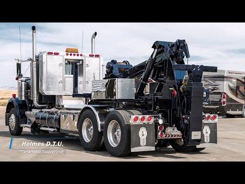Holmes D.T.U.  Detachable Towing Unit