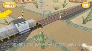 Video Railroad Wildlife Africa Pets - Gameplay video MP3, 3GP, MP4, WEBM, AVI, FLV Mei 2017