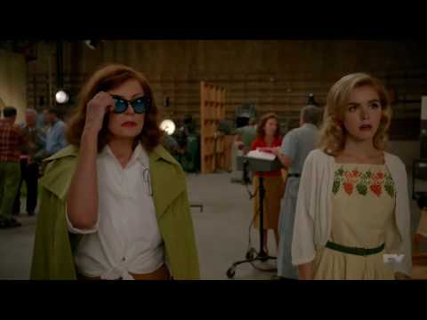 Feud: Bette and Joan - First Day of Principal Photography
