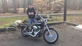 2. 2003 100th anniversary Harley Davison Dyna low rider